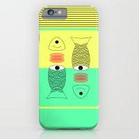 Eyes sea you iPhone 6 Slim Case