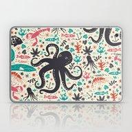 Laptop & iPad Skin featuring Sea Patrol by Anna Deegan