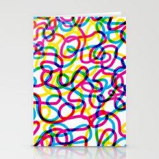 Bright Lines Stationery Cards