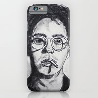 iPhone & iPod Case featuring Robert Downey Jr. by Haley Erin