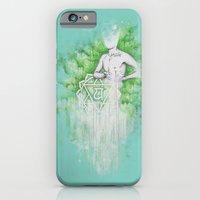 Love as Pain - Anahata in the heart iPhone 6 Slim Case