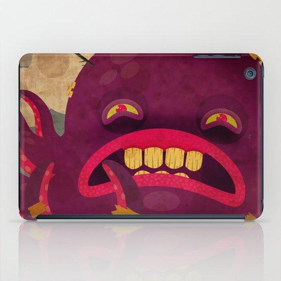 giant octopus iPad Case