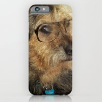 Hipster Dog iPhone 6 Slim Case