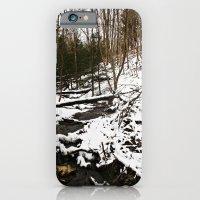 Downhill Stream  iPhone 6 Slim Case