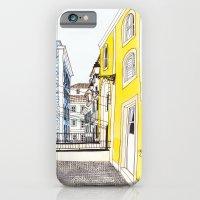 Beautiful Lisbon by Charlotte Vallance iPhone 6 Slim Case