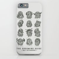 iPhone & iPod Case featuring The Grooming Guide by Yoshi Andrian