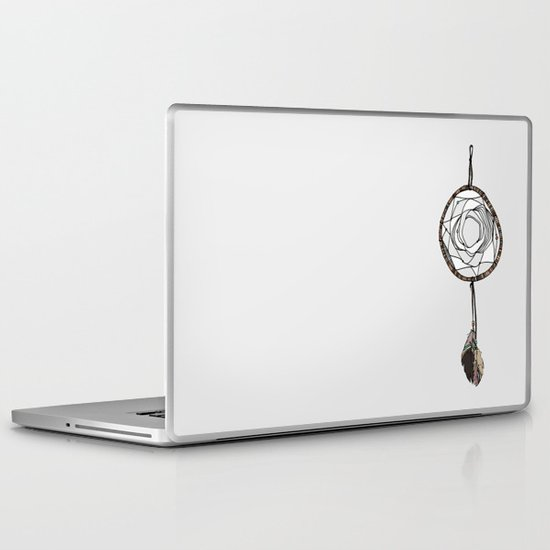 dream catcher only Laptop & iPad Skin