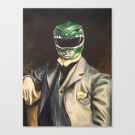 Gentleman Ranger Canvas Print