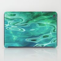 Water / H2O #67 (Water Abstract) iPad Case