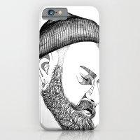 CAP & BEARD iPhone 6 Slim Case