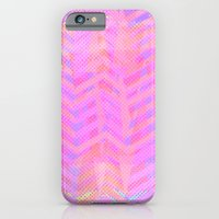 Neon Chevron iPhone 6 Slim Case