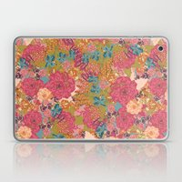 English Garden In Rose  Laptop & iPad Skin