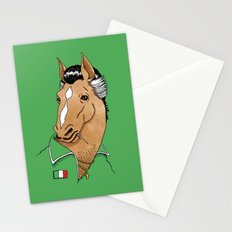 Italian Stallion Stationery Cards