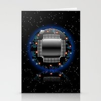 Electronic Motherboard C… Stationery Cards