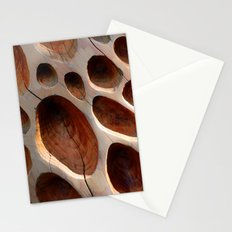 Nature's Patterns Stationery Cards