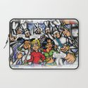 C2 & Posse (This is not Cool!) Laptop Sleeve