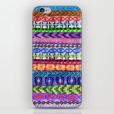 Peru Stripe II iPhone & iPod Skin