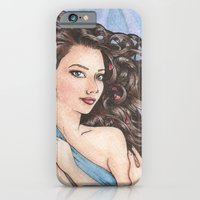 iPhone & iPod Case featuring Roses by Jessica April