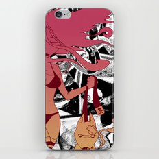 Famous for Nothing iPhone & iPod Skin