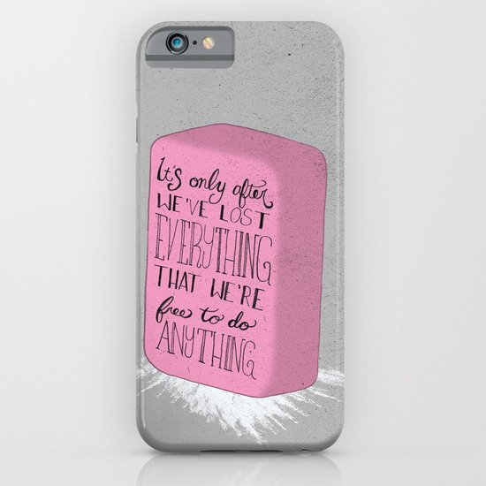 Fight Club iPhone & iPod Case