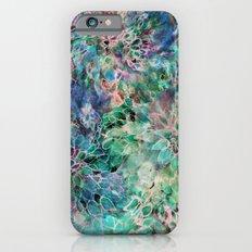 Banksia Cool Blue iPhone 6 Slim Case