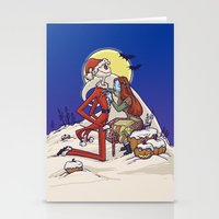 The Holiday Hero Stationery Cards