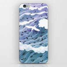 From Leaf to Feather iPhone & iPod Skin