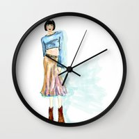 Fashion Killa Wall Clock