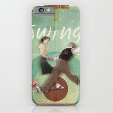 Swing Dance iPhone 6s Slim Case