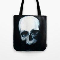 Bones XIV Tote Bag