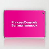 Friends · Princess Consuela Bananahammock Laptop & iPad Skin