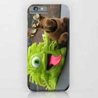 iPhone & iPod Case featuring Best friends by Bret Caiazzi