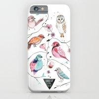 BIRDS OF THE WILD iPhone 6 Slim Case