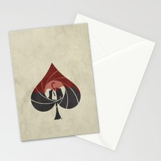 Casino Royale Minimalist Stationery Cards