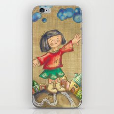 I will be a plane iPhone & iPod Skin