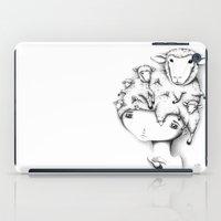 Merino Mutation iPad Case