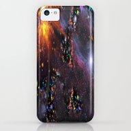 Triangles Space iPhone 5c Slim Case