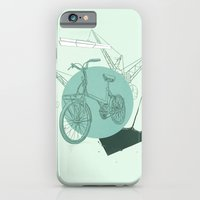 iPhone & iPod Case featuring 3 Speed by nryn