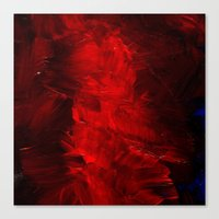 Red Cases Canvas Print