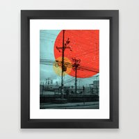 Costa Rica Framed Art Print