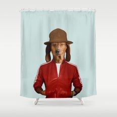 Polaroid N°3 Shower Curtain