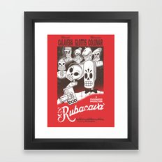 Rubacava Framed Art Print