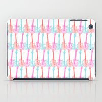 Guitars and colors iPad Case
