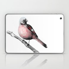 Fink (Karmingimpel) | Finch (Rosefinch) Laptop & iPad Skin