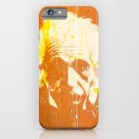 iPhone & iPod Case featuring Albert Einstein by manish mansinh