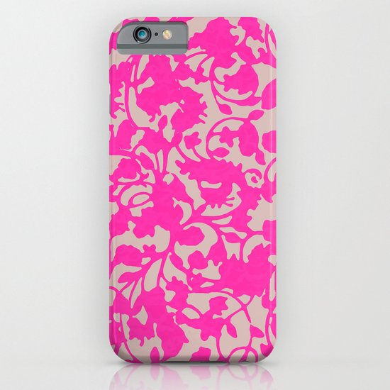 Earth Pink iPhone & iPod Case