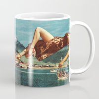 The Siren Waits Thee, Si… Mug