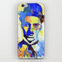 Charlie Chaplin 04 iPhone & iPod Skin