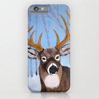 Winter Buck iPhone 6 Slim Case