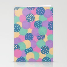 Abstract Mermaid Scale Stationery Cards
